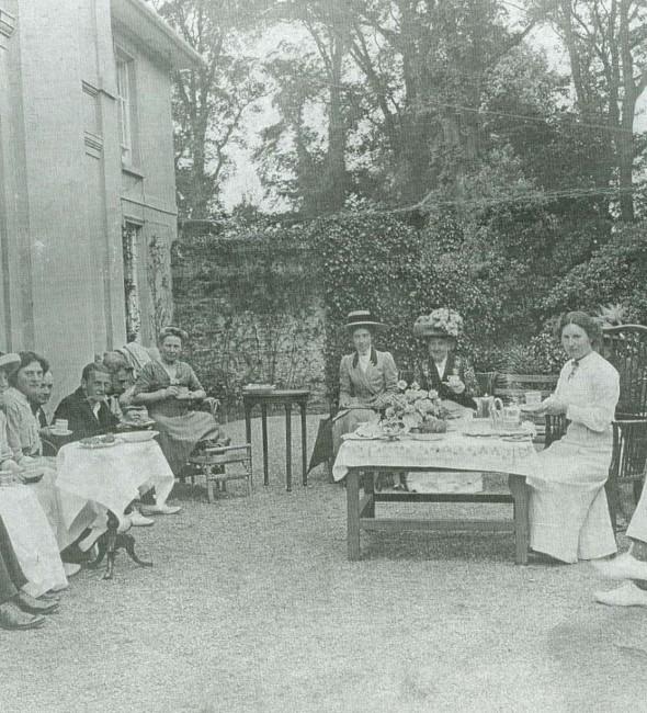 Penventon-Hotel-History-Afternoon-Tea