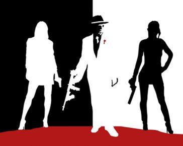 Murder Mystery Murder at the Speakeasy