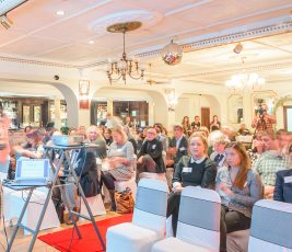 Conferences at the Penventon Park Hotel