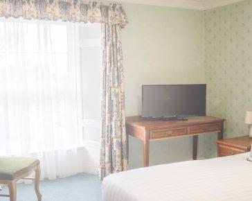 Standard Room at the Penventon Park Hotel