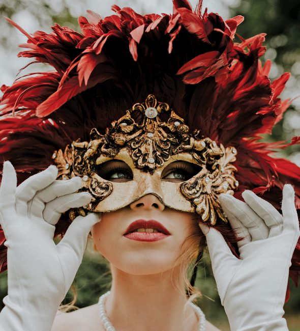Penventon Park Hotel New Year's Eve Masked Ball
