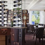wine-wall-penventon-park-hotel-cornwall