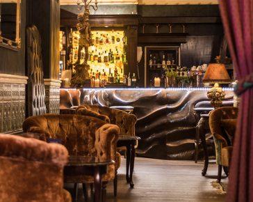 Decadent Penventon Gin Bar