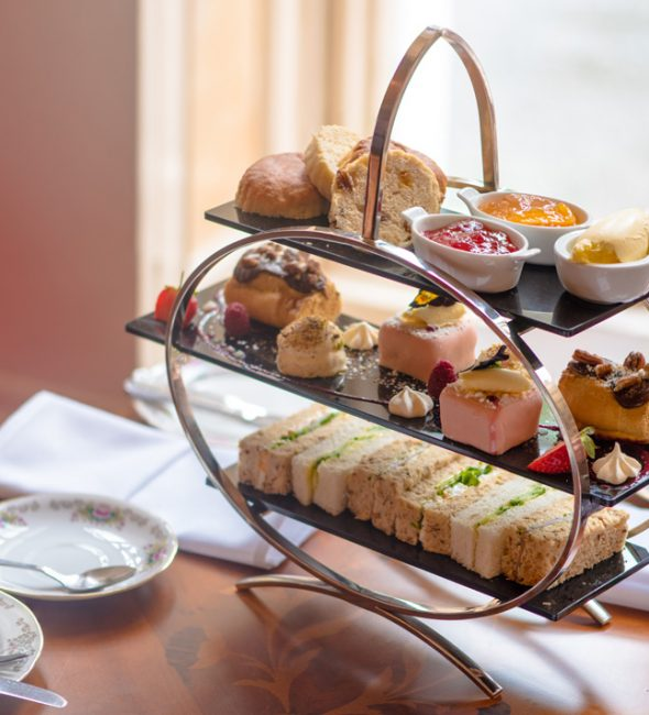 Traditional Afternoon Tea at The Penventon
