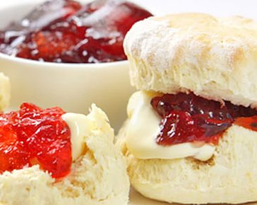 Cream Tea for Mothers Day