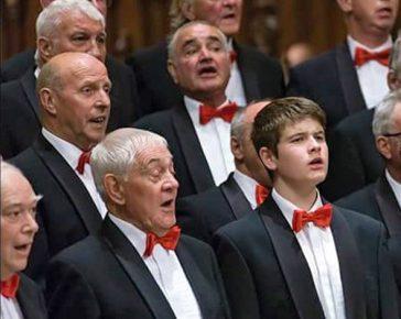 Four Lanes Male Choir