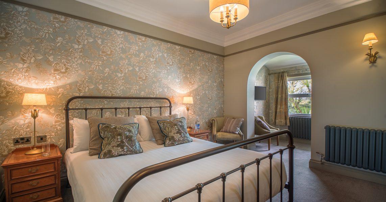 Penventon Park Hotel Deluxe Suite