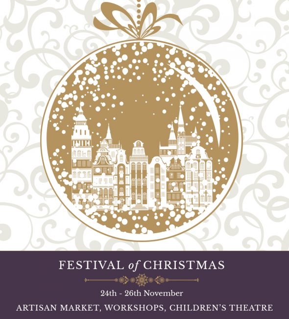Festival of Christmas at the Penventon Park Hotel