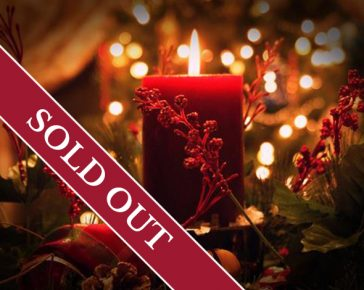 Christmas Carols Sold Out