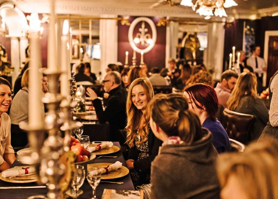 Supper Hour Offer at the Penventon Park Hotel