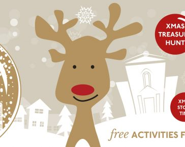 Free Christmas Activities for Kids at the Penventon Festival of Christmas