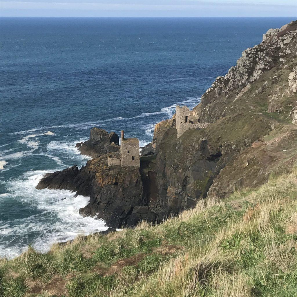 Cornwall Cliff Walks