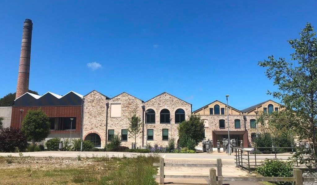 Kresen Kernow Cornwall's History & Heritage centre