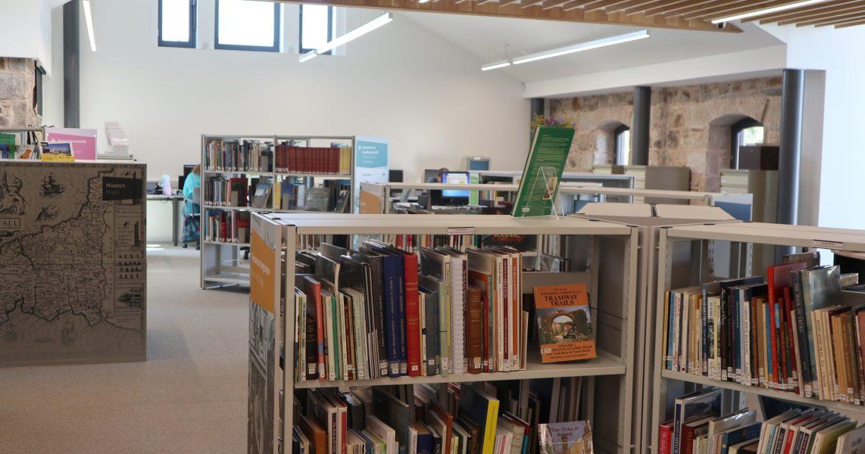 Kresen Kernow Library