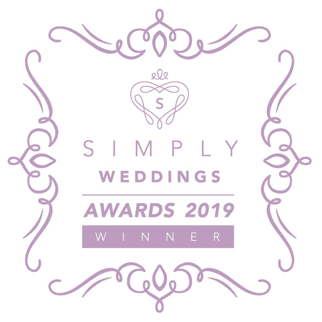 Simply Wedding Awards Winner - Penventon Park Hotel