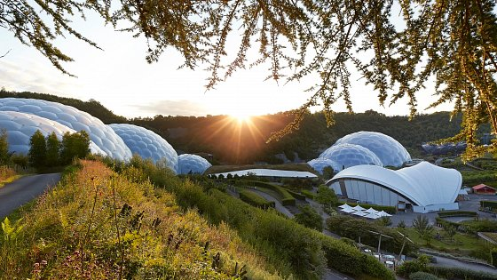 Easter at the Eden Project