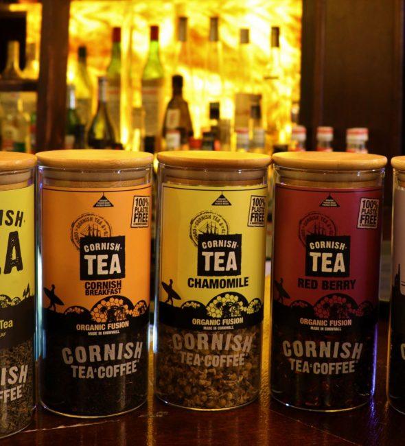 Cornish Loose Leaf Tea at the Penventon